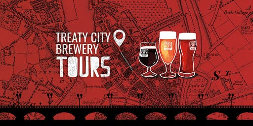 Treaty City Brewery Tour- June 23rd at 12pm