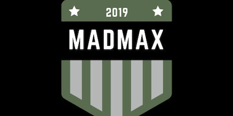 Mad Max Mud Run tickets