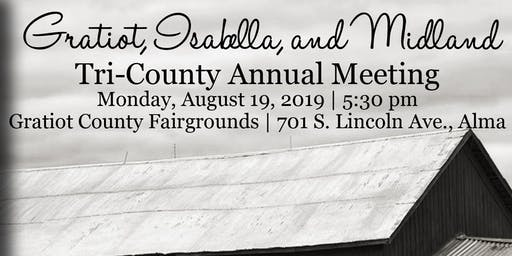 2019 Joint County Annual - Gratiot, Isabella & Midland Counties