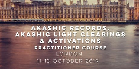 Accessing your Akashic Records: Clearings + Activations Training tickets