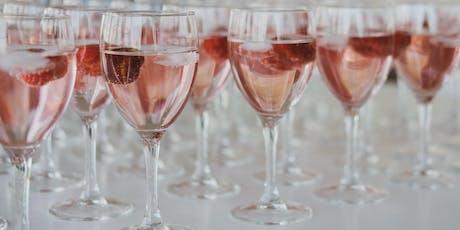 Rosé & Raw Bar Happy Hour tickets