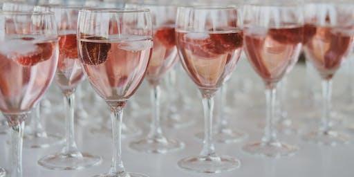 Rosé & Raw Bar Happy Hour