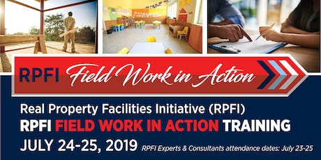 RPFI Field Work in Action -July, 2019 Training Event tickets