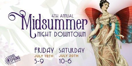 4th Annual Midsummer Night tickets
