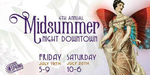 4th Annual Midsummer Night