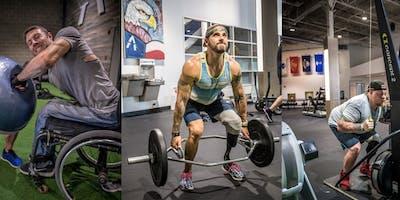 Sweatiest Hour  with Adaptive Training Foundation