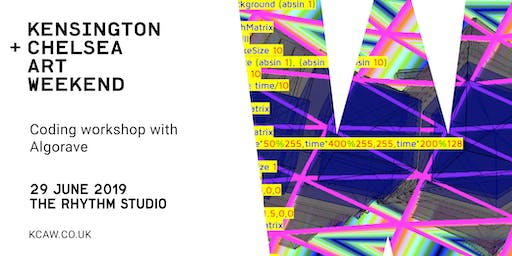 Music Coding Workshop with Algorave