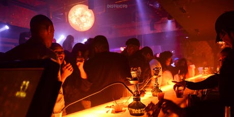 APEX Fridays @ Medusa Lounge (Ladies Free All Night!) tickets