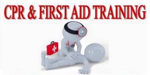CPR/First Aid Seminar