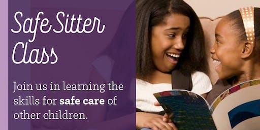 Safe Sitter Class