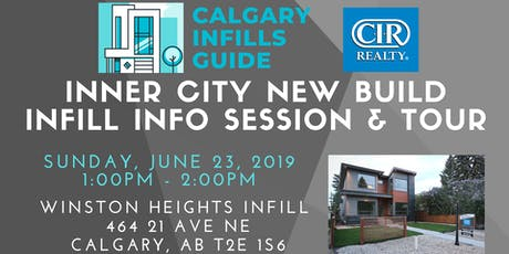 Inner City New Build: Infill Info Session & Tour tickets