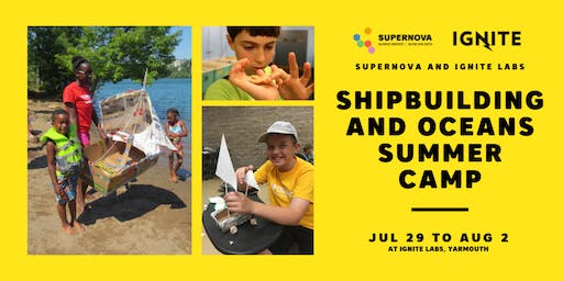 ShipBuilding and Oceans Summer Camp
