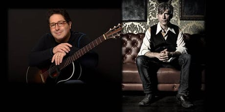 Village Nights Hosted by Richard Barone: COLIN GILMORE & ADAM TRAUM tickets