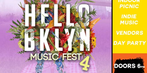 Hello BKLYN MUSIC FEST