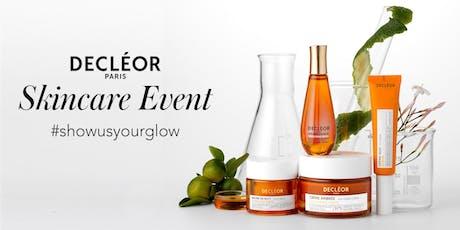 DECLÉOR Glow Skincare Event - Canary Wharf  tickets