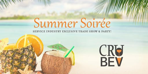 Crucible Beverage Summer Soiree