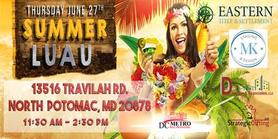DC Metro Real Producers Summer Fling 2019