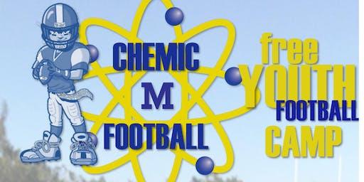 Midland Chemics 2019 FREE Youth Football Camp