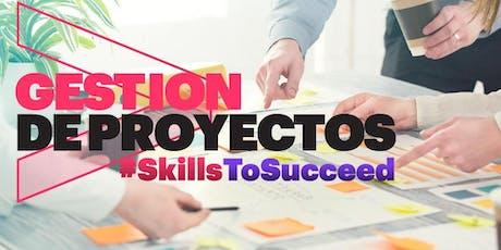 Gestión de Proyectos para Emprendedores entradas
