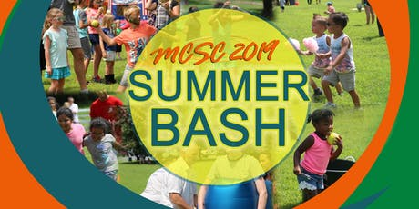 MCSC Summer Bash tickets