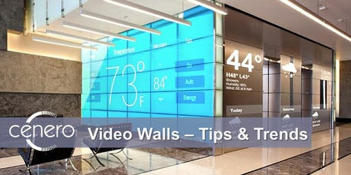 Video Walls - Tips & Trends
