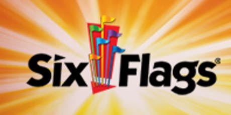 Quantico Single Marine Program (SMP) Six Flags Trip tickets