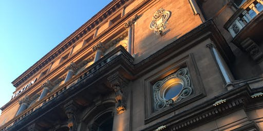 Victorians, Part 2: historical–architectural walking tour