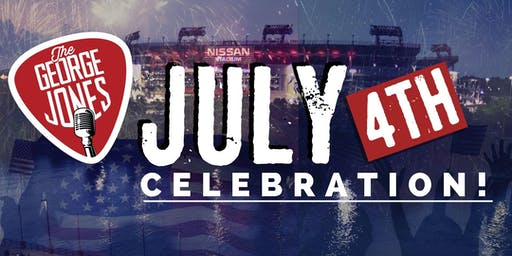 The George Jones 4th of July Celebration 2019