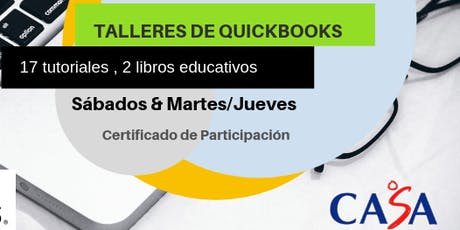 Taller de QuickBooks entradas