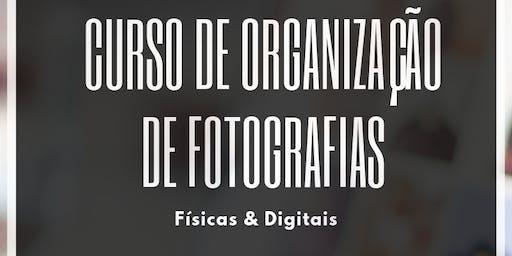 Curso de Organização de Fotografias - Goiânia