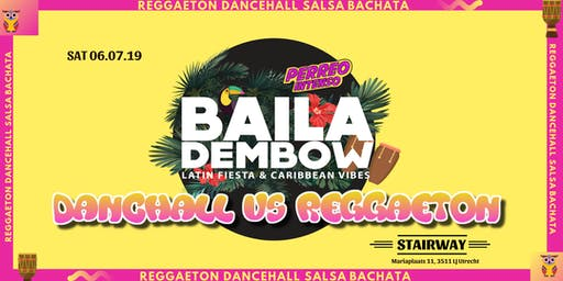 Dancehall VS Reggaeton | Utrecht