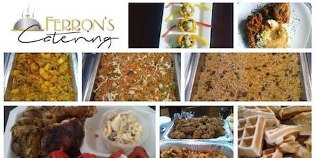 Ferron's Catering LLC, Tasting Event tickets