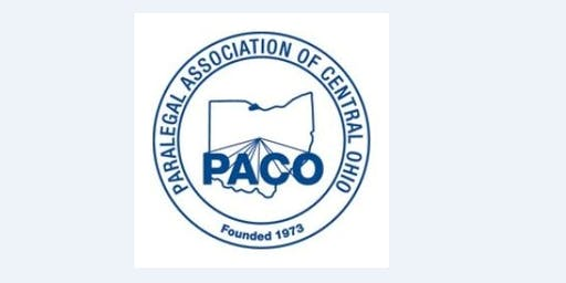 PACO June Officers Installation Meeting