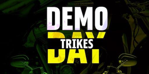 Trike Demo Day Registration: June 22