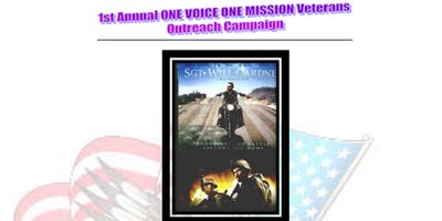 One Voice One Mission Veterans' Outreach Campaign