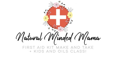 Oily First Aid Make and Take tickets