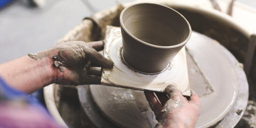 Ridgeway Studios - Launch Party Pottery Classes - Saturday 11am Session