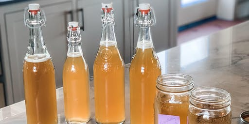 Kombucha Workshop!