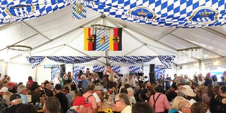 Clayton Oktoberfest tickets