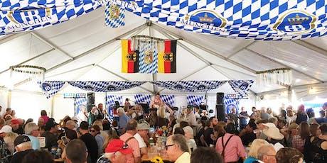 Clayton Oktoberfest tickets