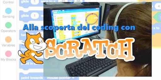 Alla scoperta del coding con Scratch