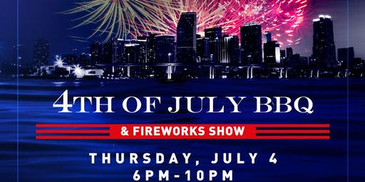 4th of July BBQ & Fireworks Show