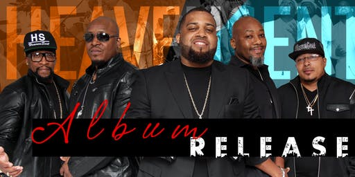 HeavenSent ALBUM RELEASE