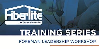 FiberTite Foreman Leadership Workshop
