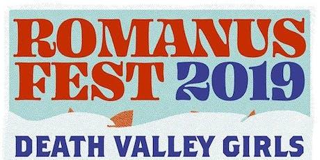 Romanus Fest 2019 tickets