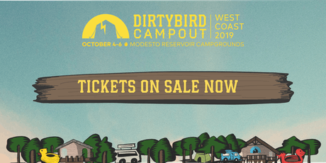 Dirtybird Campout West 2019 tickets