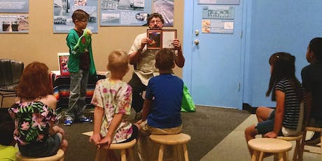 Amazing Arizona Kids! Story Time with author Albert Monreal Quihuis tickets