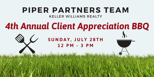 The Piper Partners Team 4th Annual Client Appreciation BBQ
