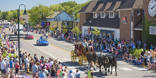 2019 James J. Hill Days Parade Registration