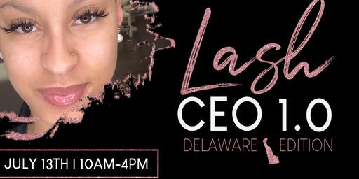 Become A Lash Ceo With Master Lash Technician ChiChi!